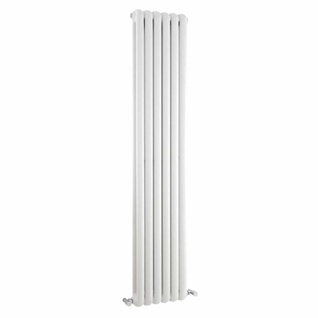Nuie - Salvia Double Panel Radiator - 1800 x 383mm - White - HSA001