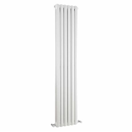 Premier - Salvia Double Panel Radiator - 1800 x 383mm - White - HSA001
