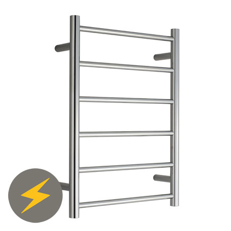 Warmup Electric Heated Towel Rail - 600 x 800mm