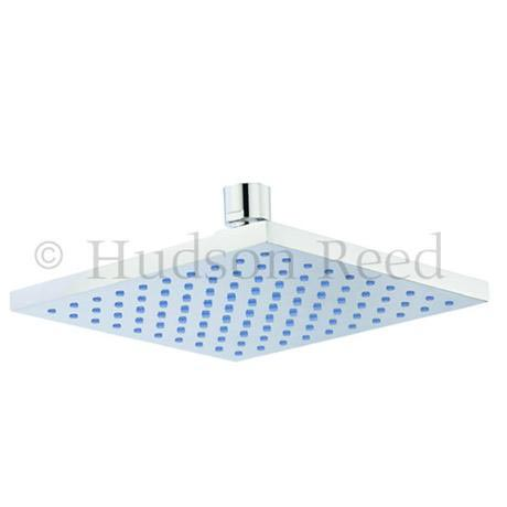 Hudson Reed Square Fixed Shower Head 170x 170mm - A3088