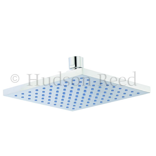 Hudson Reed Square Fixed Shower Head 170x 170mm - A3088 Large Image