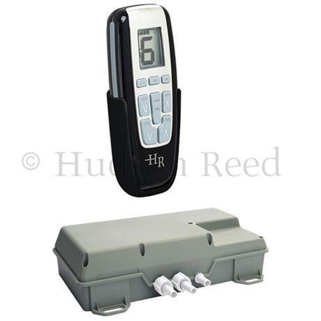 Hudson Reed Remote Digital Shower - Low Pressure - AX323