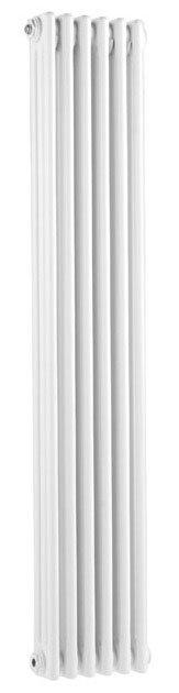 Ultra Colosseum Triple Column Radiator 1500 x 291mm - White - HX308 Large Image