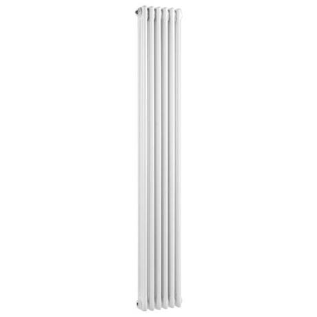 Ultra Colosseum Triple Column Radiator 1800 x 291mm - White - HX311
