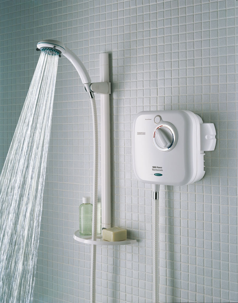 Bristan - Hydropower Thermostatic Power Shower 1000 XT profile large image view 1