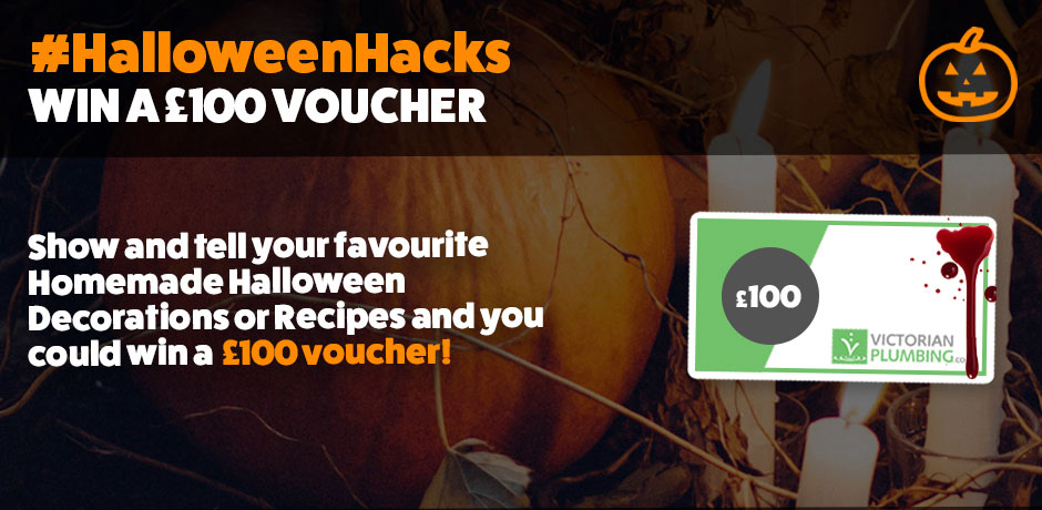 Halloween hacks Twitter competition