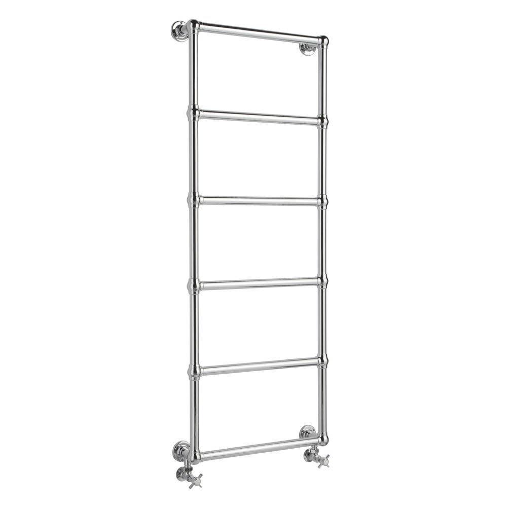 chrome com with mdesign holder dp for mount rack home wall bathroom shelf kitchen amazon towel