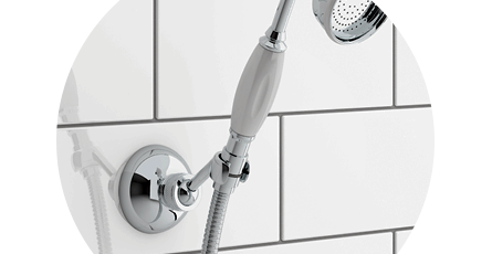 Shower Handset Holder