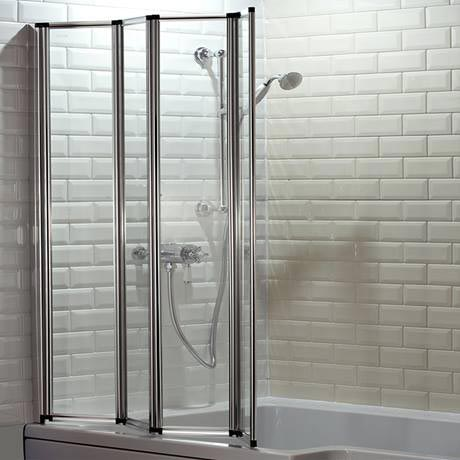 Haro Folding Bath Screen Now Available At Victorian