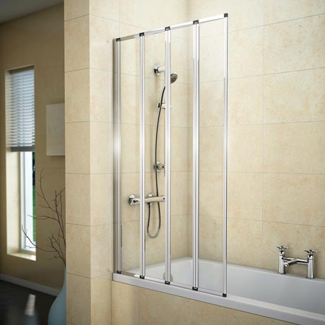 Haro 4 Fold Bath Screen Now Available At Victorian