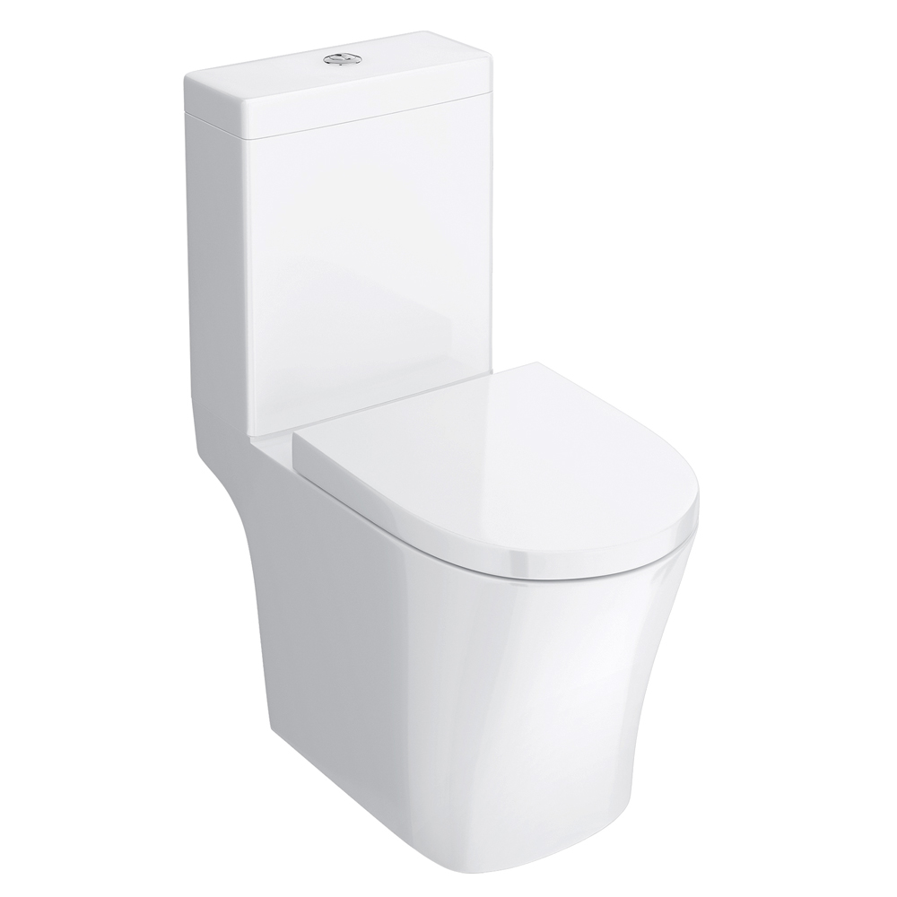Havana Modern Toilet with Soft Closing Seat Large Image