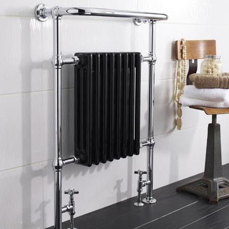 Installing A Heated Towel Rail