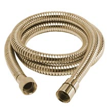Heritage - 5ft Shower Hose - Vintage Gold - THA25 Medium Image