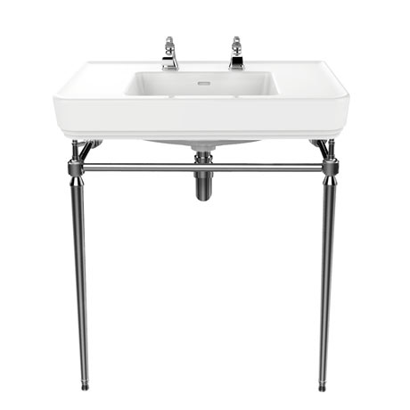 Heritage Abingdon 800mm Large Wynwood Basin & Washstand
