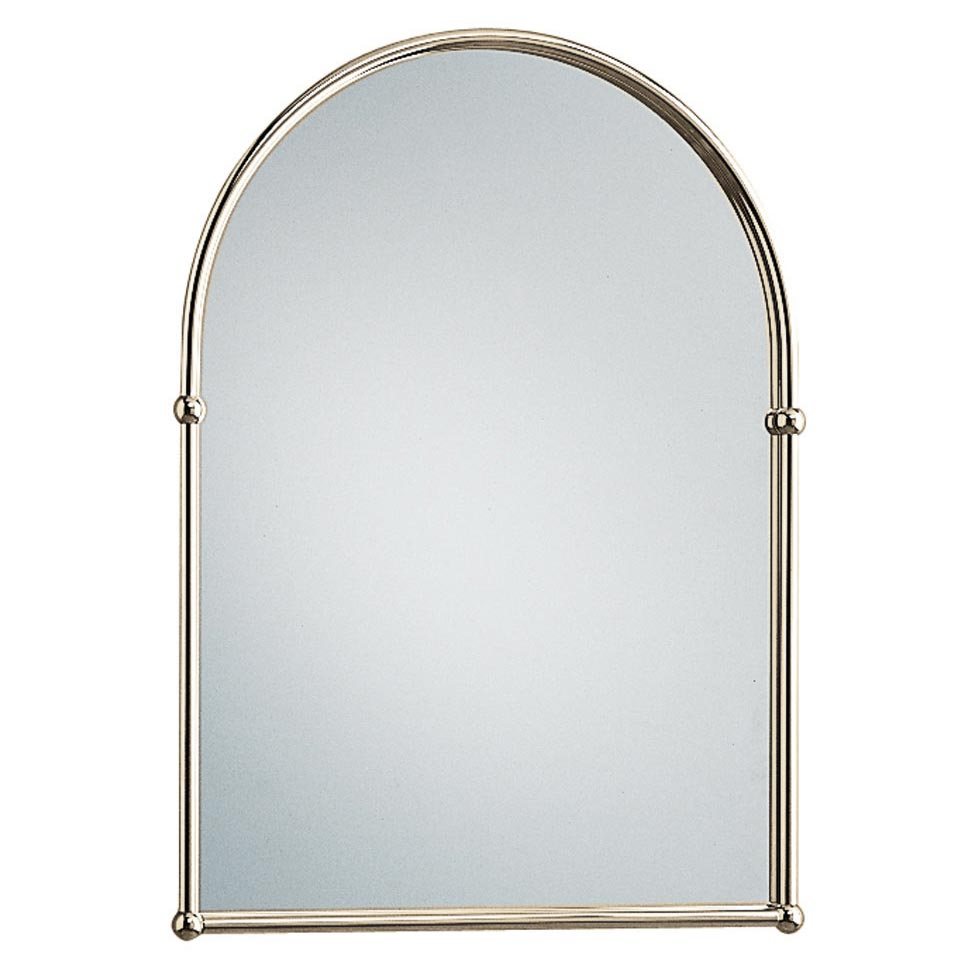 Heritage - Arched Mirror - Vintage Gold - AHA09 profile large image view 1