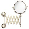 Heritage - Clifton Extendable Mirror - Vintage Gold - ACA16 profile small image view 1