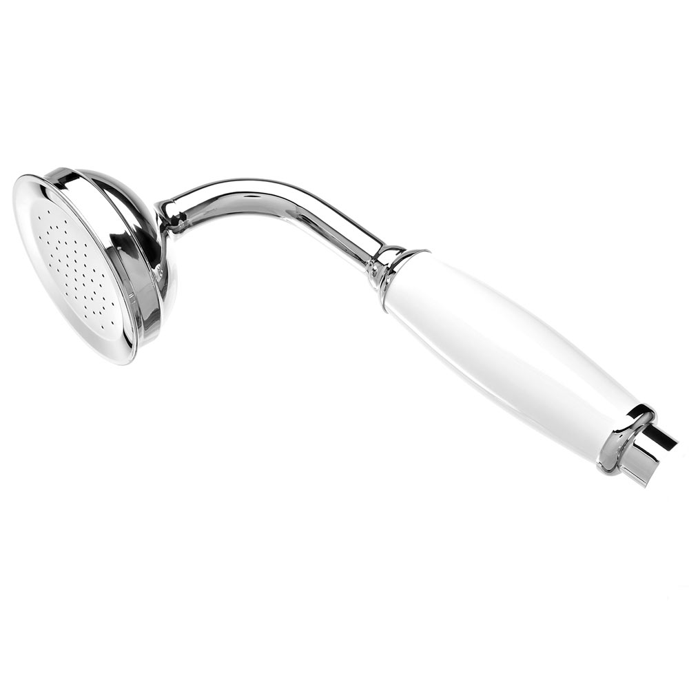 Heritage - Shower Handset - Chrome - THC24 Large Image
