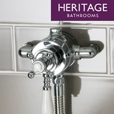 Heritage Shower Valves