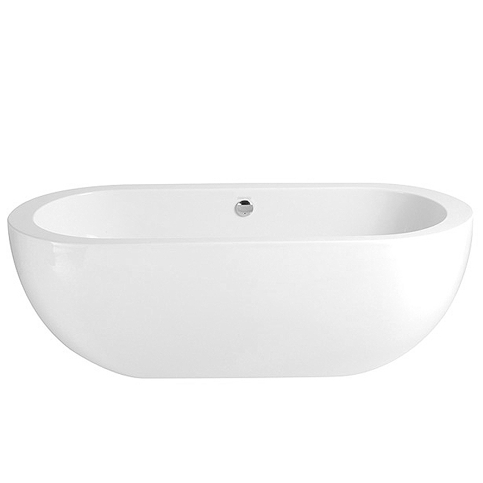 Heritage Sonic Modern Bath (1800x850mm) profile large image view 1