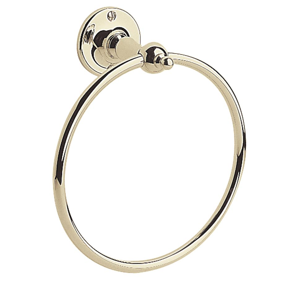 Heritage - Towel Ring - Vintage Gold - AHA01 profile large image view 1