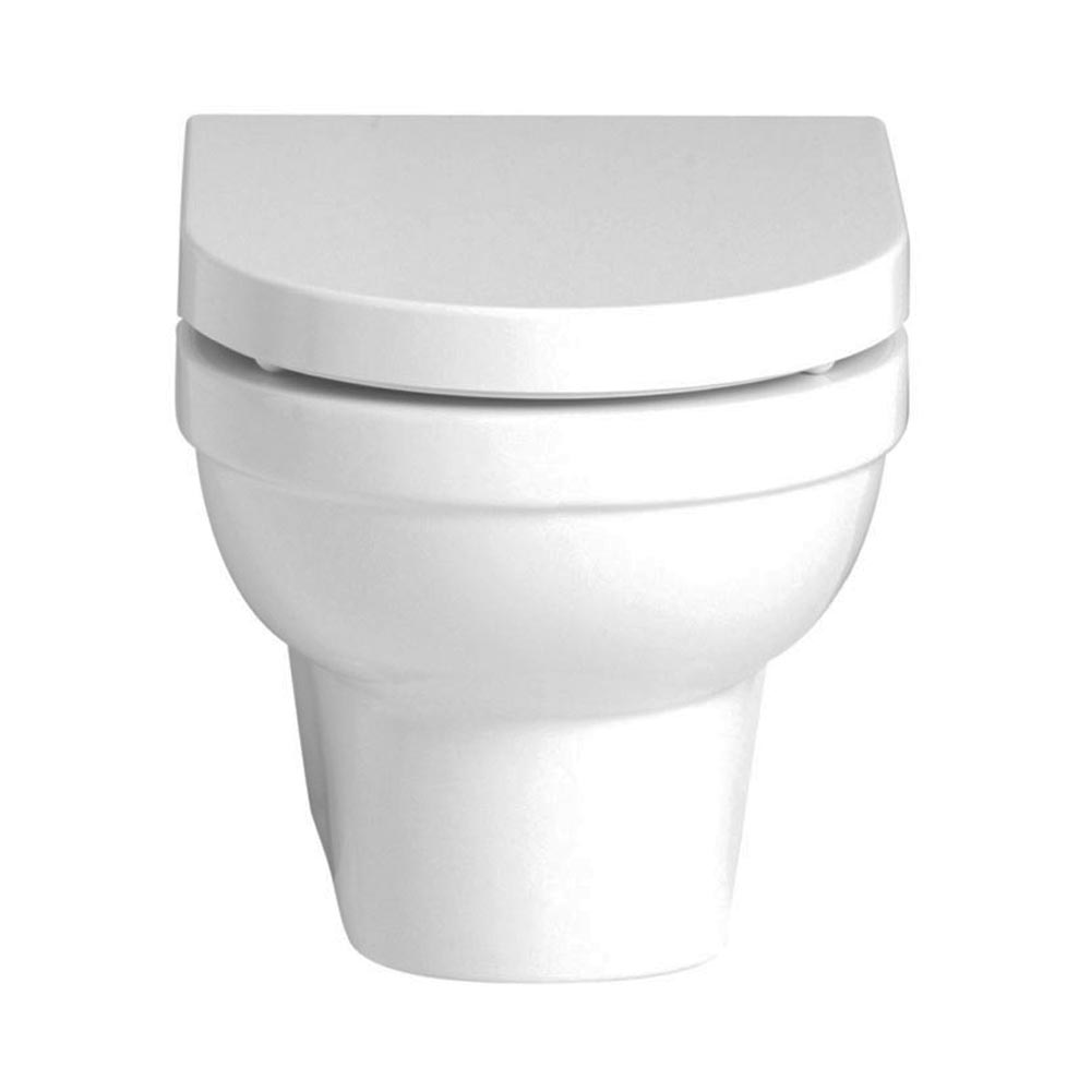 Heritage Zaar Wall Hung WC Pan with Soft Close Seat Standard Large Image