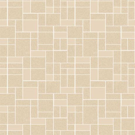 Holden Decor - Vogue Beige Bathroom Wallpaper - 89114