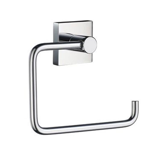 Smedbo House - Polished Chrome Toilet Roll Holder - RK341 profile large image view 1