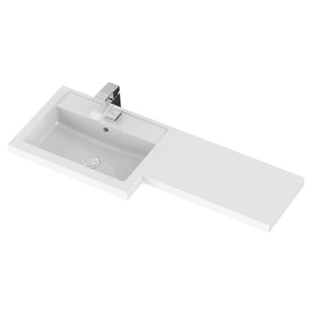 Hudson Reed 1005mm L-Shaped Full Depth Basin