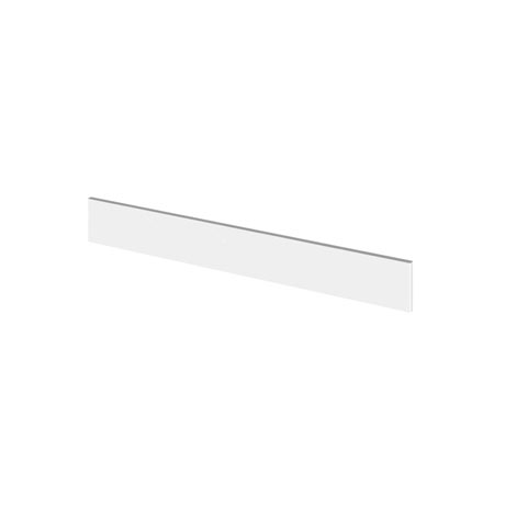 Hudson Reed 1250mm Gloss White Plinth