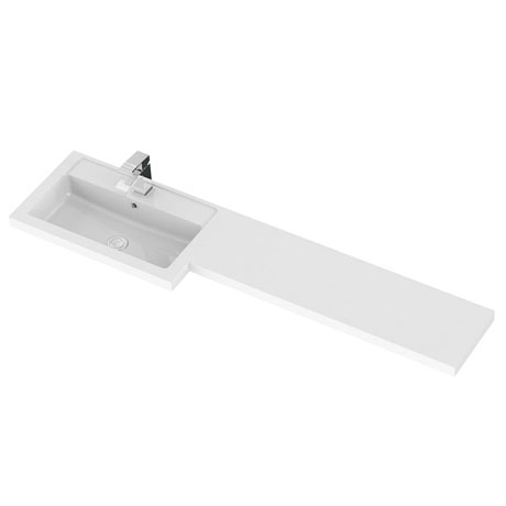 Hudson Reed 1505mm L-Shaped Full Depth Basin
