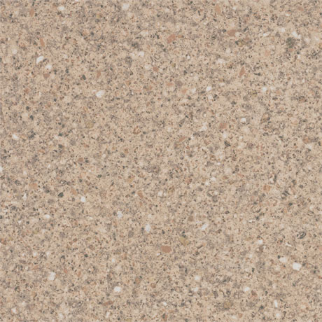 Hudson Reed 2000 x 365mm Taurus Sand Gloss Laminate Worktop