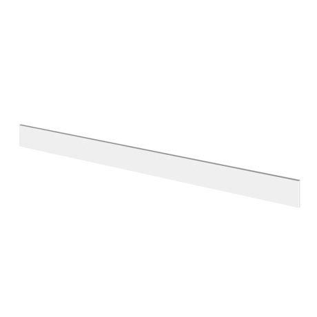 Hudson Reed 2000mm Gloss White Plinth