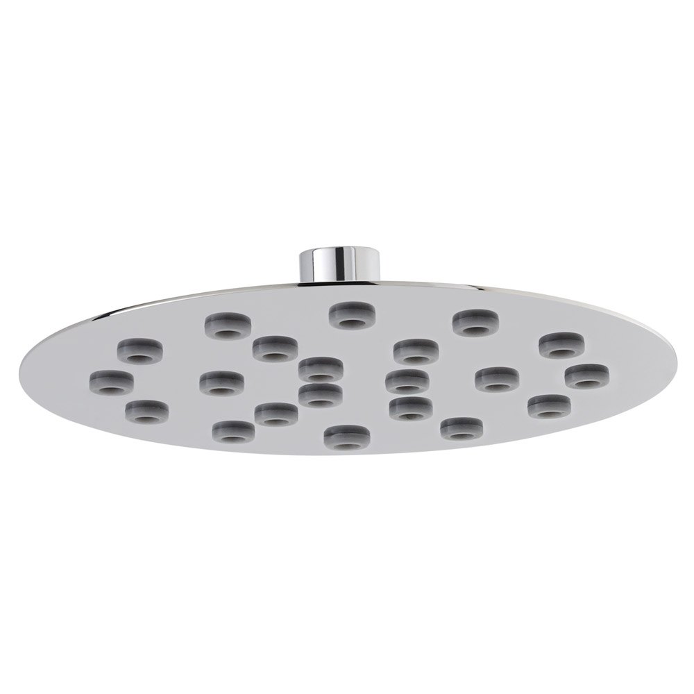 Hudson Reed - 200mm Round Shower Head - HEAD98 Large Image