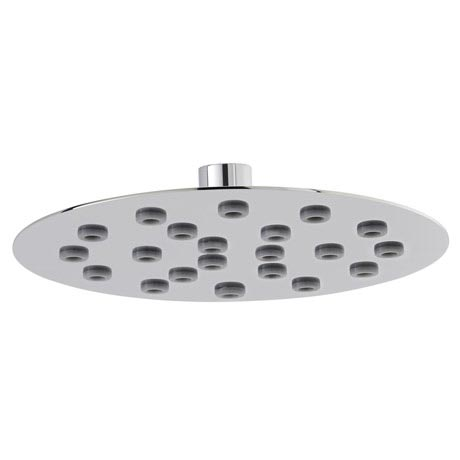 Hudson Reed - 200mm Round Shower Head - HEAD98