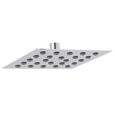 Hudson Reed - 200mm Square Shower Head - HEAD100