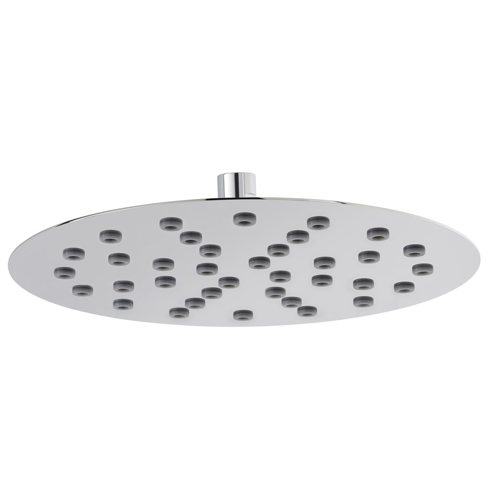Hudson Reed - 300mm Round Shower Head - HEAD99 Large Image