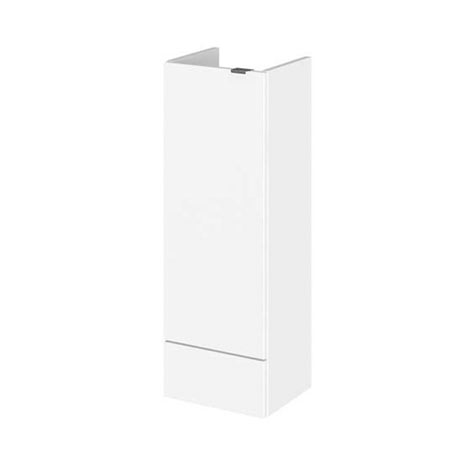 Hudson Reed 300x255mm Gloss White Compact Base Unit
