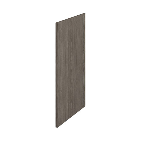 Hudson Reed 370mm Grey Avola Decorative End Panel