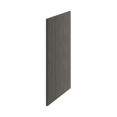 Hudson Reed 370mm Hacienda Black Decorative End Panel