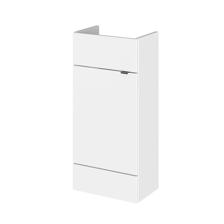 Hudson Reed 400x255mm Gloss White Compact Vanity Unit