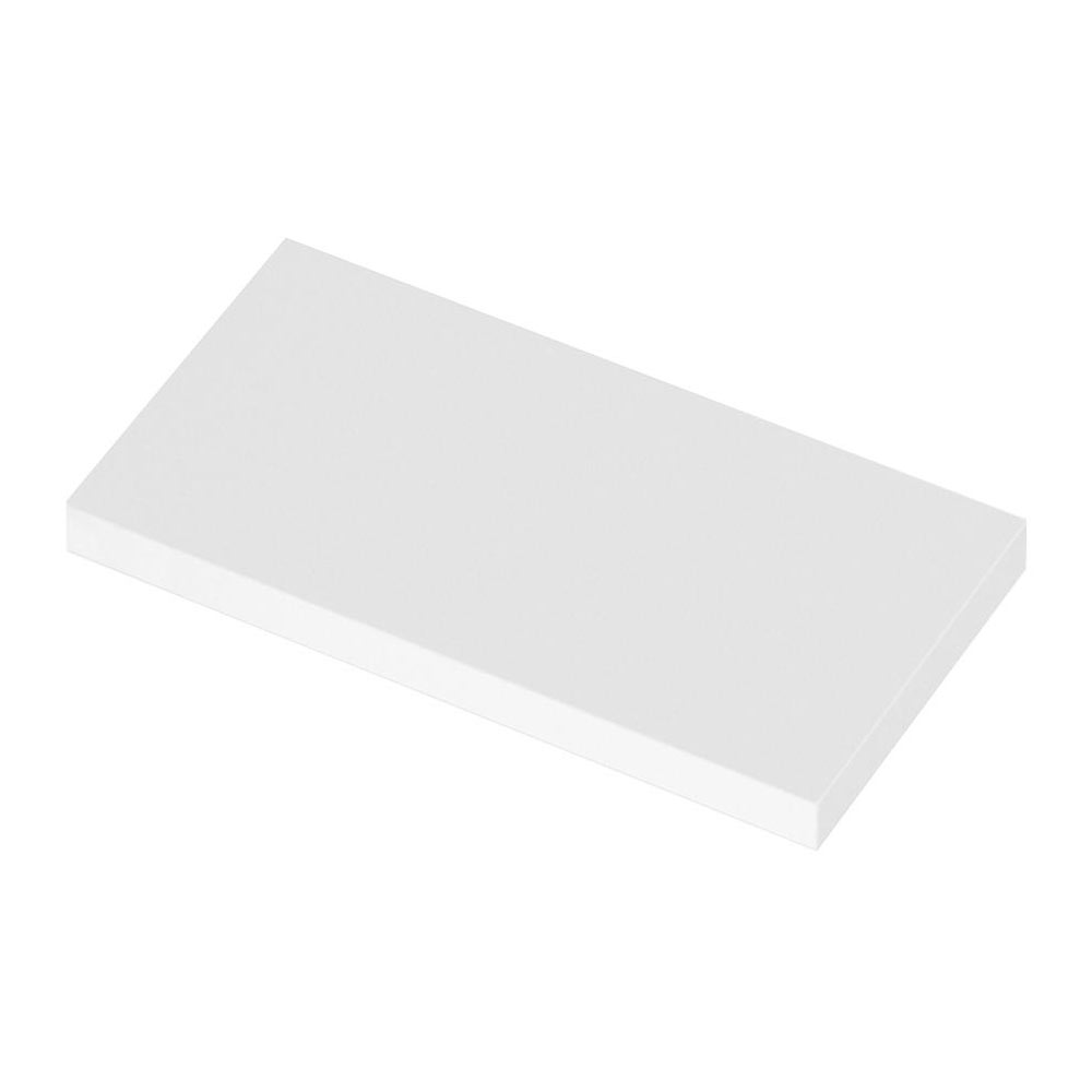 Hudson Reed 605mm Compact Polymarble WC Top