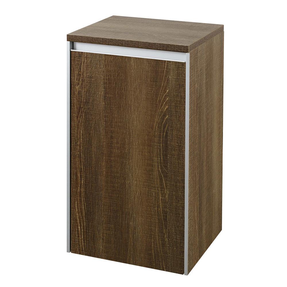Hudson Reed - Erin 800mm Textured Oak Furniture Pack - FEN007 profile large image view 4