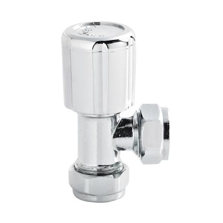 Hudson Reed Angled Radiator Valves - RV003