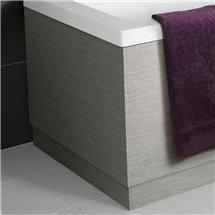 Hudson Reed Blonde Oak End Bath Panel - Various Size Options Medium Image