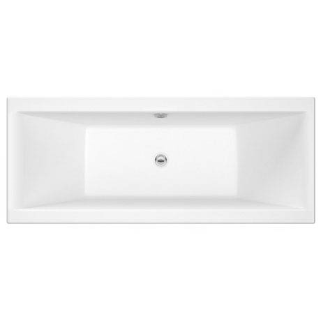 Asselby Eternalite Square Double Ended Bath & Legset - Various Sizes