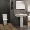 Hudson Reed Maya 4 Piece Bathroom Suite profile small image view 1