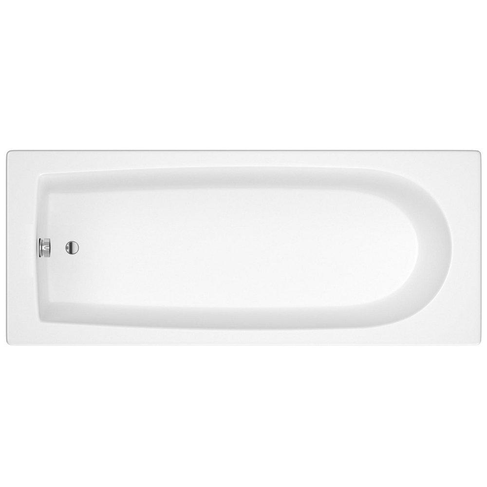 Barmby Eternalite Round Single Ended Bath + Legset profile large image view 1
