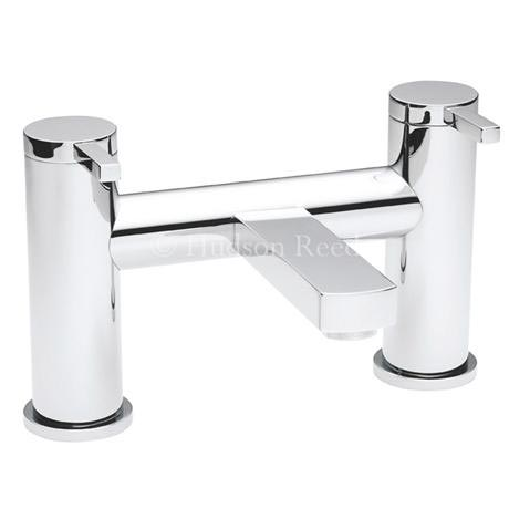 hudson reed relay bath filler chrome rel303 at. Black Bedroom Furniture Sets. Home Design Ideas