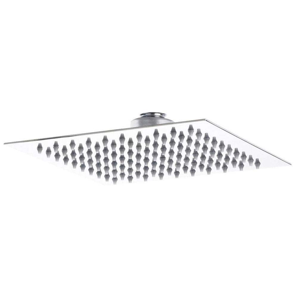 Hudson Reed Square Fixed Shower Head 200 x 200mm - A3088 Large Image