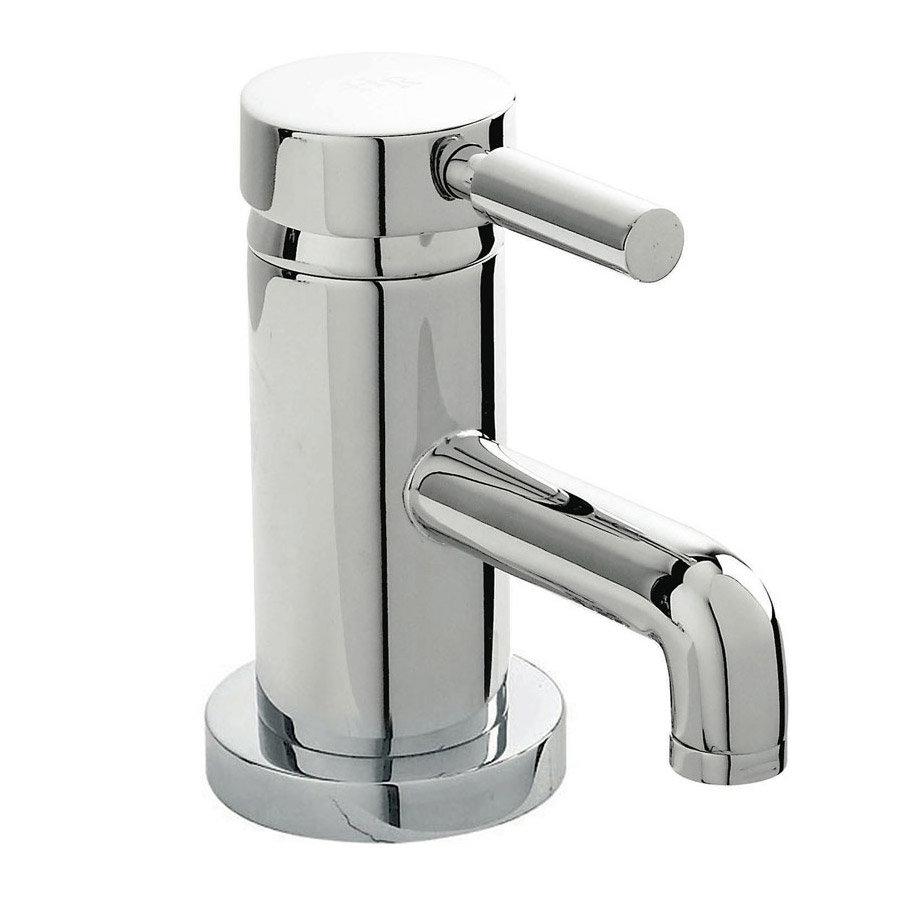 Hudson Reed - Tec Eco-Click Single lever Basin Mixer - PN325 Large Image
